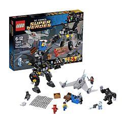 Конструктор Lego Super Heroes 76026 Супер Герои Горилла Гродд сходит с ума