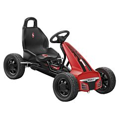 Детская педальная машина Puky F550 L (black/red)