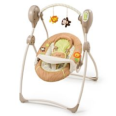 Шезлонг Summer Infant Swingin Safary
