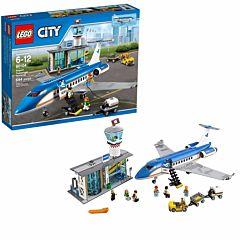 Конструктор Lego City 60104 Город Пассажирский терминал аэропорта