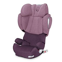 Автокресло Cybex Solution Q2-Fix Plus Princess Pink