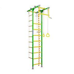 Детский спортивный комплекс Romana Kometa 1 (зеленый)