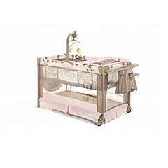 Манеж-кровать Noony Cubby (pink lady)