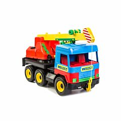 Машина Тигрес Middle Truck кран