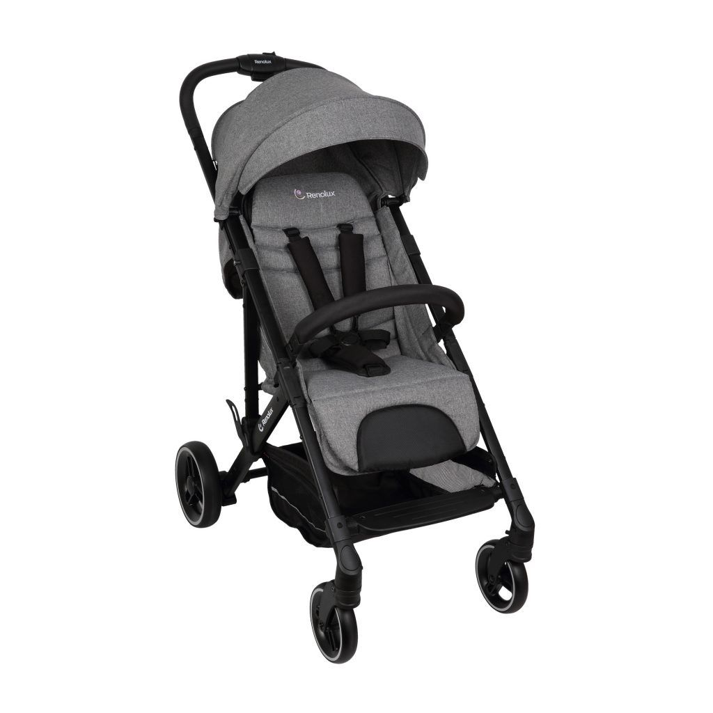 Mishutka stroller - perfect for daily walks