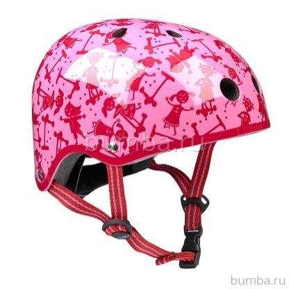 Шлем Micro (розовый)
