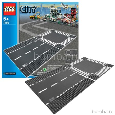 Конструктор Lego City 7280 Город Перекресток