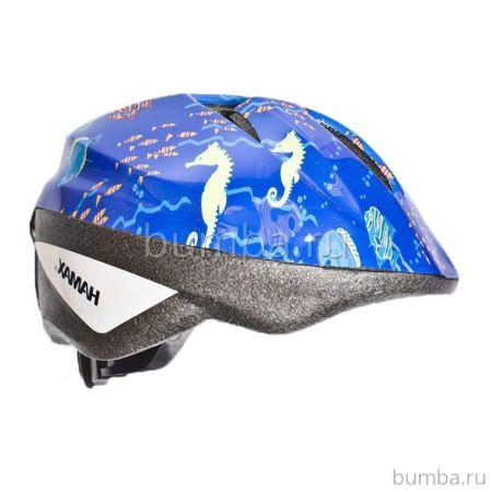 Шлем Hamax BLUE AQUA