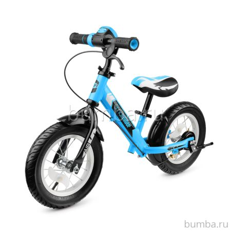 Беговел Small Rider Roadster 2 AIR Plus (синий)