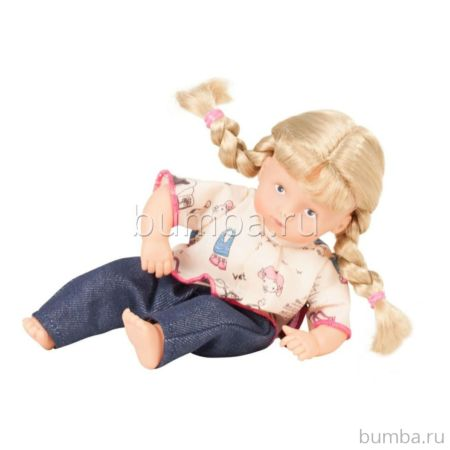 Кукла Gotz Мини-Маффин блондинка