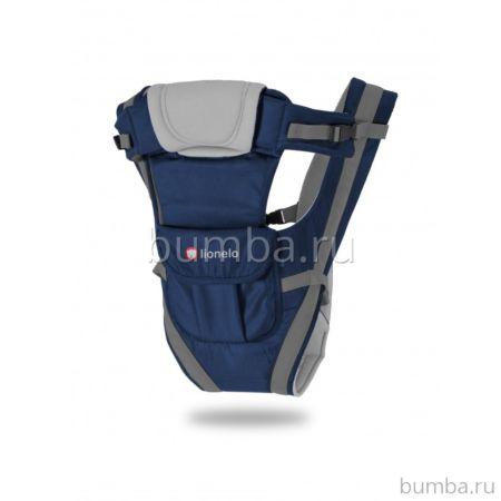 Рюкзак-переноска Lionelo Isa Blue