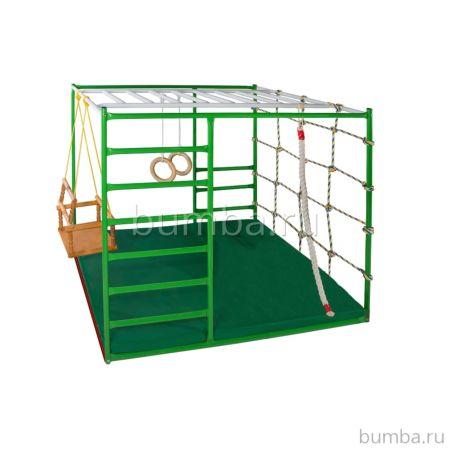 Детский спортивный комплекс КМС Муравейник-1