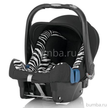 Автолюлька Romer Baby-Safe plus SHR 2 (smart zebra)