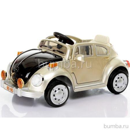 Электромобиль Farfello JE158 (Beige)