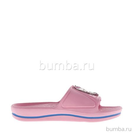 Шлепки детские Hello Kitty 5957A для девочек (розовые)