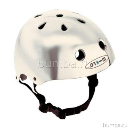 Шлем Micro (серебристый)