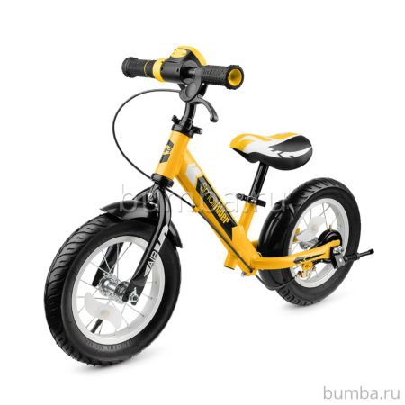 Беговел Small Rider Roadster 2 AIR Plus (желтый)