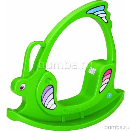 Качалка Lerado Бабочка LA-626 (Зеленый)