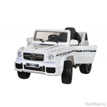 Электромобиль Jiajia JJ263 (белый)