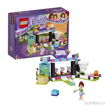 Конструктор Lego Friends 41127 Подружки Парк развлечений: игровые автоматы