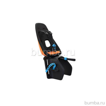 Велокресло на подседельную трубу Thule Yepp Nexxt Maxi Universal Mount до 22 кг (оранжевое)