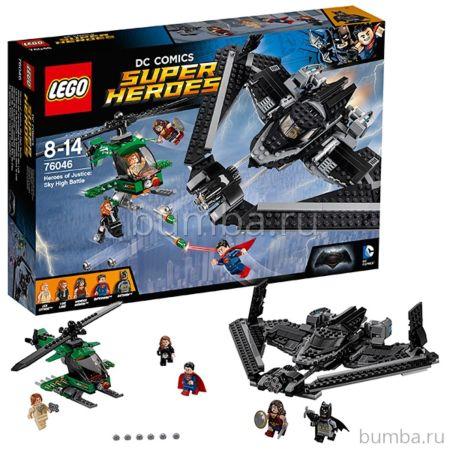 Конструктор Lego Super Heroes 76046 Супер Герои Поединок в небе