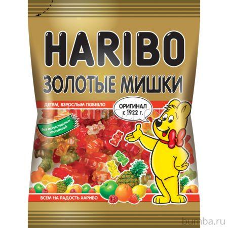 Мармелад Haribo Золотые Мишки 70 гр