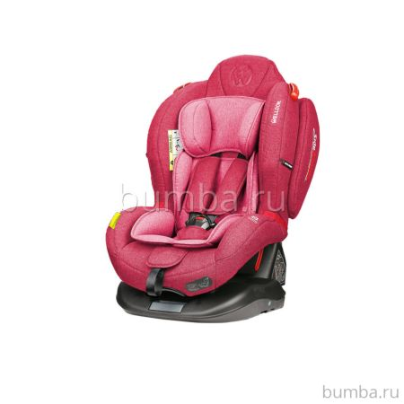 Автокресло Welldon Royal Baby Dual Fit 2018 Lush