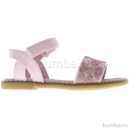 Босоножки детские Kakadu 6012B для девочек (розовые)