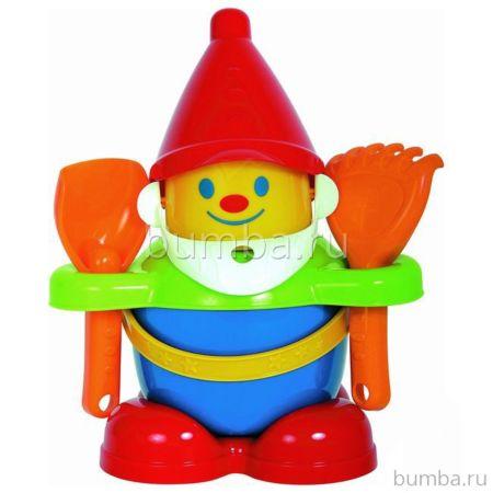 Набор игрушек для песка Gowi Клоун
