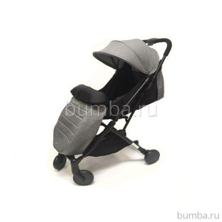 Прогулочная коляска Мишутка C3 (серый)