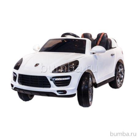 Электромобиль ToyLand Porsche Cayenne SH808 (белый)
