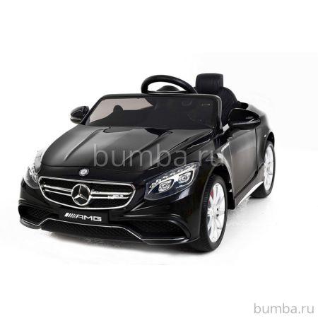 Электромобиль Coolcars Mercedes Benz S63 Luxury 2.4G (черный)