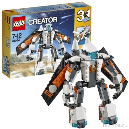 Конструктор Lego Creator 31034 Летающий робот