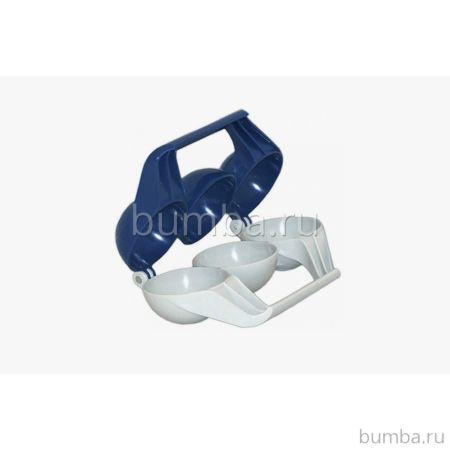 Снежкодел Hubster тройной (синий)