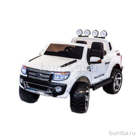 Электромобиль ToyLand Ford Ranger (белый)