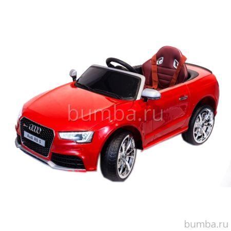 Электромобиль ToyLand Audi RS5 (красный)