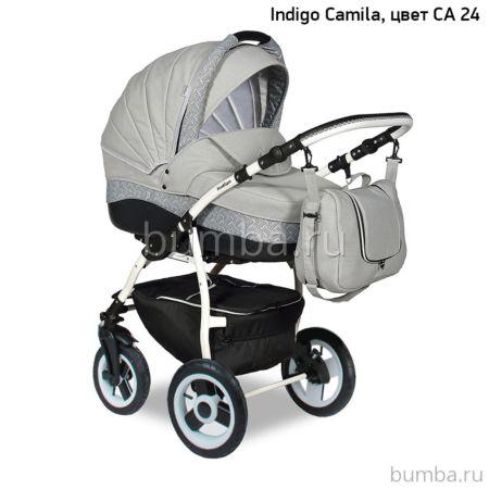 Коляска 3 в 1 Indigo Camila 17 F Ca 24