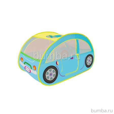 Детская палатка Ching-Ching с шарами Fashion Car