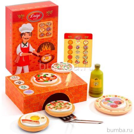 Развивающая игра Djeco Пицца Луиджи