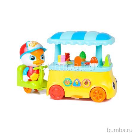 Развивающая игрушка Huile Лоточек Мороженщика