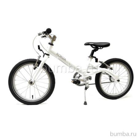 "Детский велосипед Kokua LiketoBike 16"" (white)"
