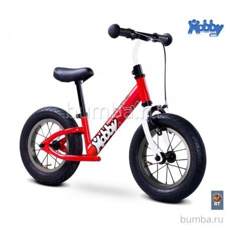 Беговел Hobby Bike Forty (красный)