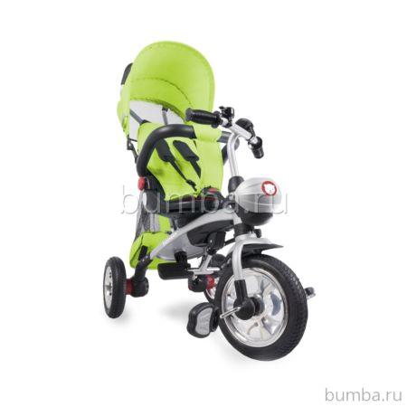 Трехколесный велосипед 2 в 1 Lionelo Tim Plus (Салатовый)