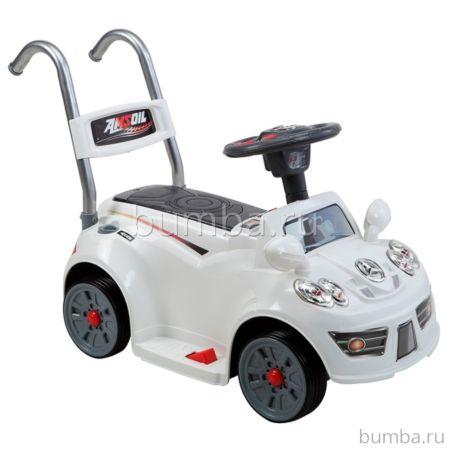 Электромобиль Jiajia B21 (белый)