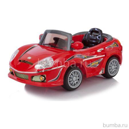 Электромобиль Jetem Roadster 698R с пультом управления (красный)