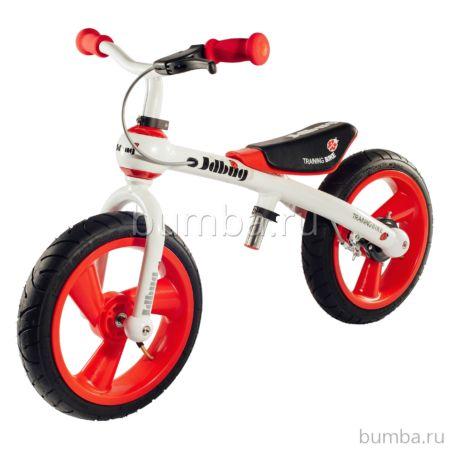 Беговел JD Bug Training bike (красный)