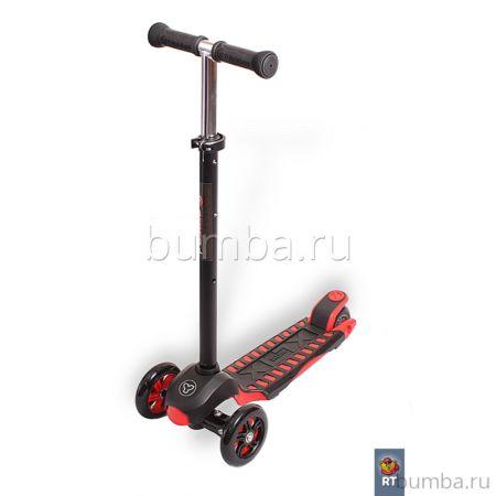 Самокат Y-bike Glider Maxi XL Deluxe (красный)