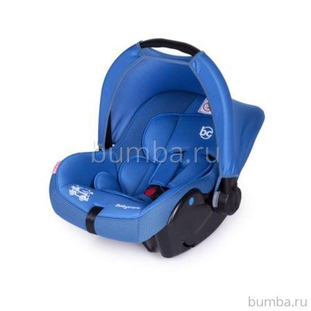 Автолюлька Baby Care Lora (синяя)