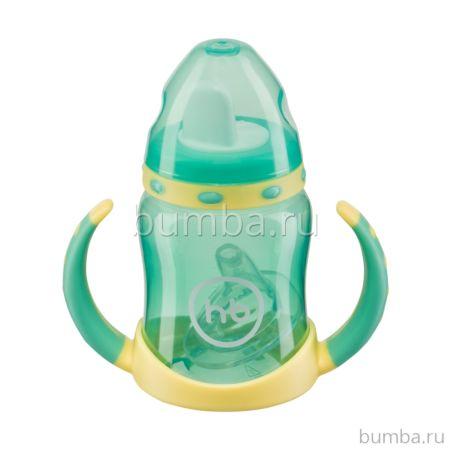 Поильник Happy Baby Feeding Cup с 2 тренировочными клапанами (Mint)